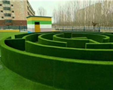 大连人造草坪施工