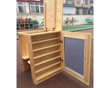 旅顺木质课桌椅
