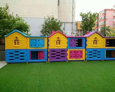 旅顺幼儿园室外收纳箱